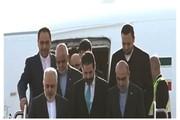 Iran's Zarif arrives in Sulaymaniyah