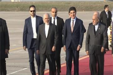 اینفوگرافیک | چرا اقامت ظریف در عراق 5 روز طول کشید؟