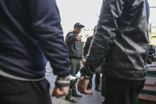 مرحله بیست و یکم از طرح رعد پلیس پیشگیری