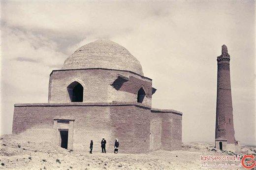 مقبره ارسلان جاذب، قدیمیترین بنای دوران اسلامی خراسان