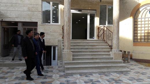 فرماندار خرم آباد از پروژه های کانون پرورش فکری استان بازدید کرد