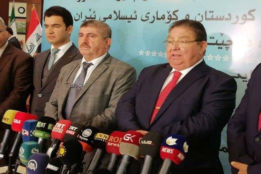 دعوة مسؤولي اقليم كردستان العراق الي تعزيز العلاقات الاقتصادية مع ايران