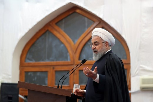 Iran not afraid of sanctions: President Rouhani