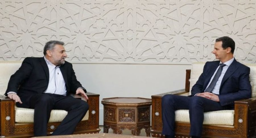 Senior MP:Bashar Assad welcomes Iran's role in economic sphere of Syria