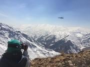 مسابقات اسکی فریراید در پیست دربندسر