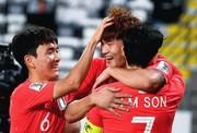 صعود کره جنوبی به عنوان تیم نخست/ چین یا تایلند حریف یک چهارم نهایی ایران