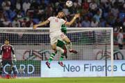 تصاویر | دیدار تیمهای فوتبال ایران و عراق
