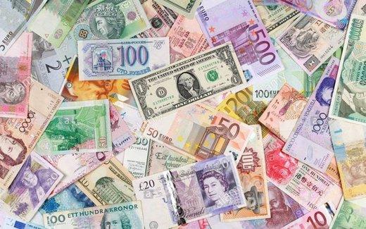 افزایش قیمت یورو و پوند