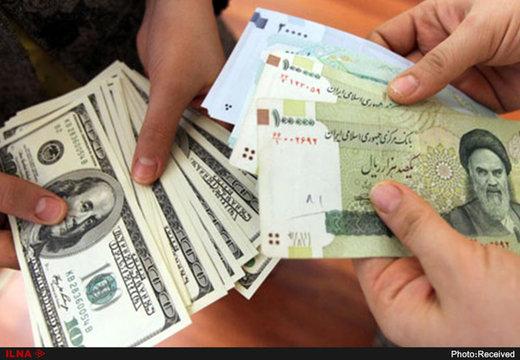 نرخ دلار نزدیک ۱۱ هزار و ۵۰۰ رسید
