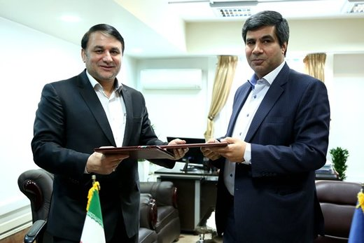 دیدار دکترابراهیمی مدیرعامل بانک انصار با معاون توسعه مدیریتوجذبسرمایه معاونت علمیوفناوری ریاست جمهوری
