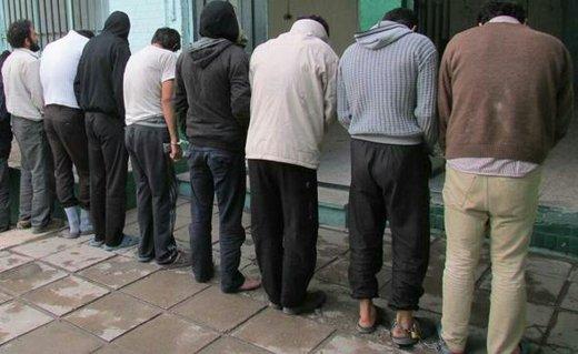 دستگیری ۱۰ جاعل بزرگ ملکهای بدون مالک در شمال تهران