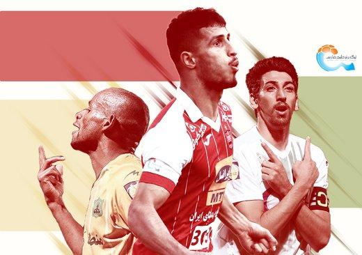 تیم منتخب هفته شانزدهم لیگ برتر را ببینید