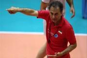 سرمربی تیم والیبال شهرداری ارومیه استعفا کرد