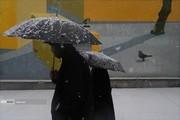 هواشناسی: دمای تهران به زیر صفر میرسد