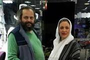 عکس | آرامگاه پیام صابری، همسر زیبا بروفه، چهل روز پس از درگذشت