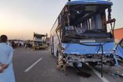 هلال احمر: در یک تصادف زنجیرهای ۸۷ نفر مصدوم شدند!