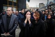 تصاویر | تشییع پیکر زنده یاد حسین محب اهری