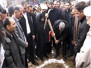 اغاز عملیات اجرایی ۲ طرح درشهرستان بروجن