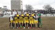 برد ۹۰ ارومیه برابر صدرنشین لیگ دسته یک فوتبال باشگاههای کشور