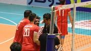 مصدومیت پشت خطزن سرخپوشان تبریزی جدی نیست و میتواند بازی کند