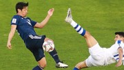 پیروزی ژاپن مقابل ازبکستان/ عمان هم صعود کرد
