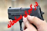 اشرار مسلح در ایرانشهر گرفتار قانون شدند