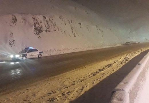 برف، باران و کولاک ۲۷ استان را درمینوردد
