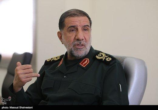 عدم موفقیت ابرقدرتها در ایران از دید سردار کوثری