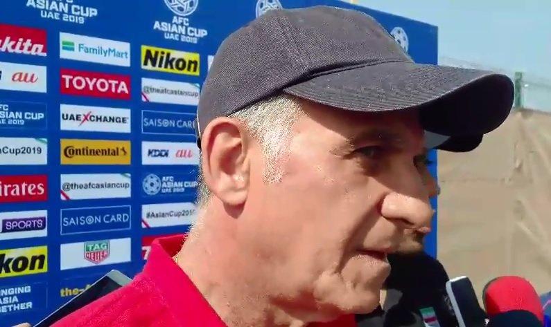 فیلم | پاسخ کیروش به شایعات پیوستنش به کلمبیا | حاضرم برای بازیکنانم بمیرم