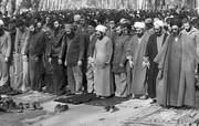 تصاویر | ۳۹ سال قبل؛ اولین نمازجمعه به امامت آیتالله خامنهای