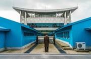 عکس |حفاظت سربازان کره شمالی از اتاق آبی در عکس روز نشنال جئوگرافیک
