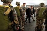 نظامیان فرانسوی چه تاریخی عراق و سوریه را ترک میکنند؟