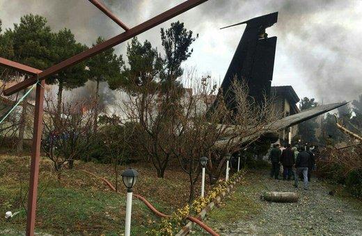 روایت تنها بازمانده حادثه بوئینگ ۷۰۷ ارتش از سقوط: زنده ماندن من معجزه بود