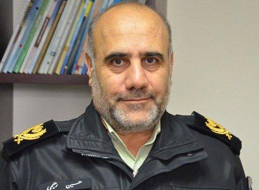 تهران؛ امن ترین پایتخت جهان است/ توضیحات فرمانده انتظامی تهران درباره کاهش آمار سرقت