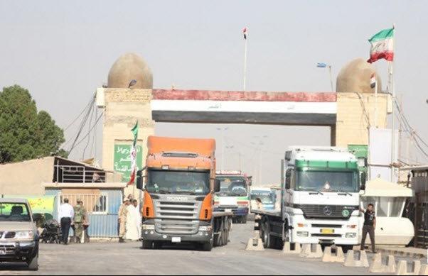 افزایش صادرات به عراق