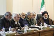 عکس| حضور ظریف و احمدینژاد در جلسه مجمع تشخیص مصلحت نظام