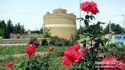 گذری بر اعجاز معماری دوره قاجار بر بلندای کویر! +تصاویر