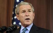 جورج بوش با انتشار تصویری جالب به تداوم تعطیلی دولت آمریکا واکنش نشان داد/ عکس