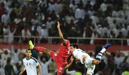 بهترین بازیکن عمان غایب احتمالی مقابل ایران