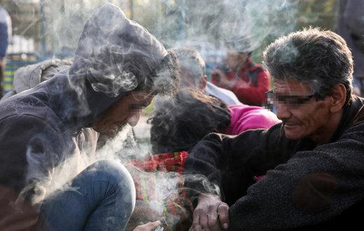 از ۹ بهمن معتادان شوش و هرندی جمعآوری میشوند