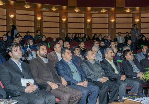 برگزاری همایش تخصصی روز ملی هوای پاک با شعار «مدیریت سبز هوای پاک، مسئولان و مردم» در کرج