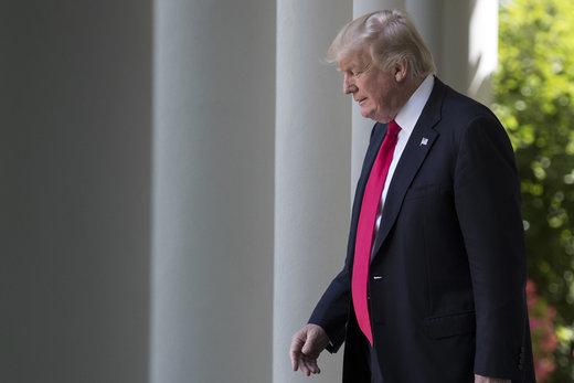 کارنامه دوساله و پرفراز و نشیب ترامپ