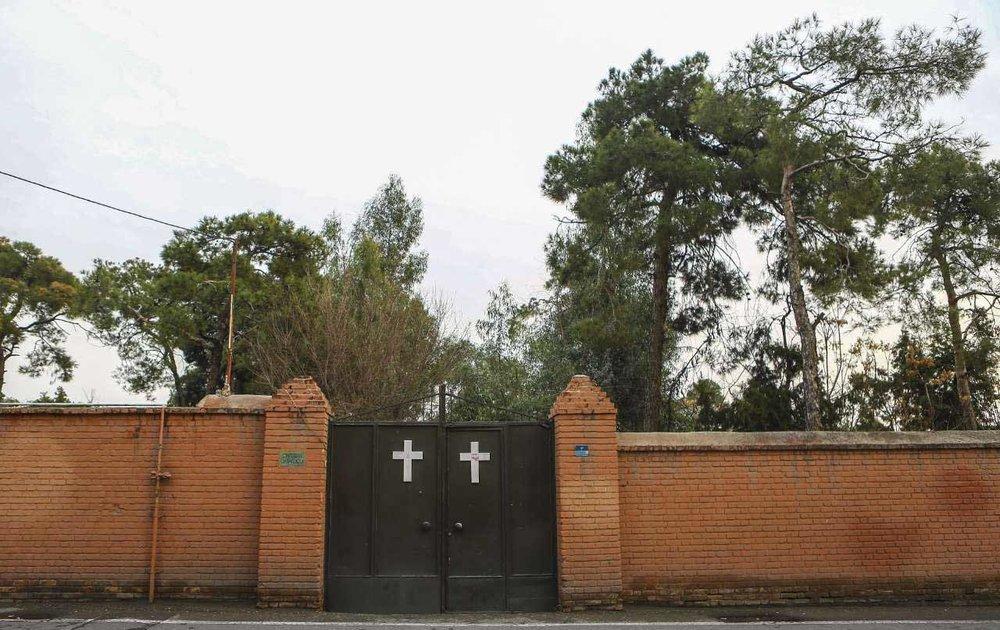 گورستان کاتولیک لهستانیهای تهران