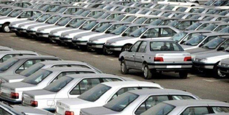 بازار خودرو قفل شد