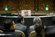 تصاویر | حضور هنرمندان در مراسم ترحیم محب اهری