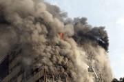تصاویر   ۳۰ دی ۱۳۹۵، آتشسوزی و ریزش ساختمان پلاسکو