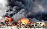 انفجار در دمشق