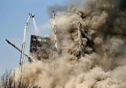 «جلال ملکی» از تلخترین صحنه فاجعه پلاسکو میگوید