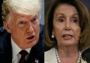 حمله مجدد ترامپ به پلوسی و دمکراتها