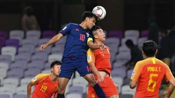 کامبک چین مقابل تایلند با تعویض طلایی لیپی